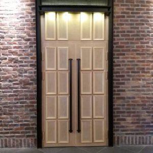 İstanbul Bina Giriş Kapıları