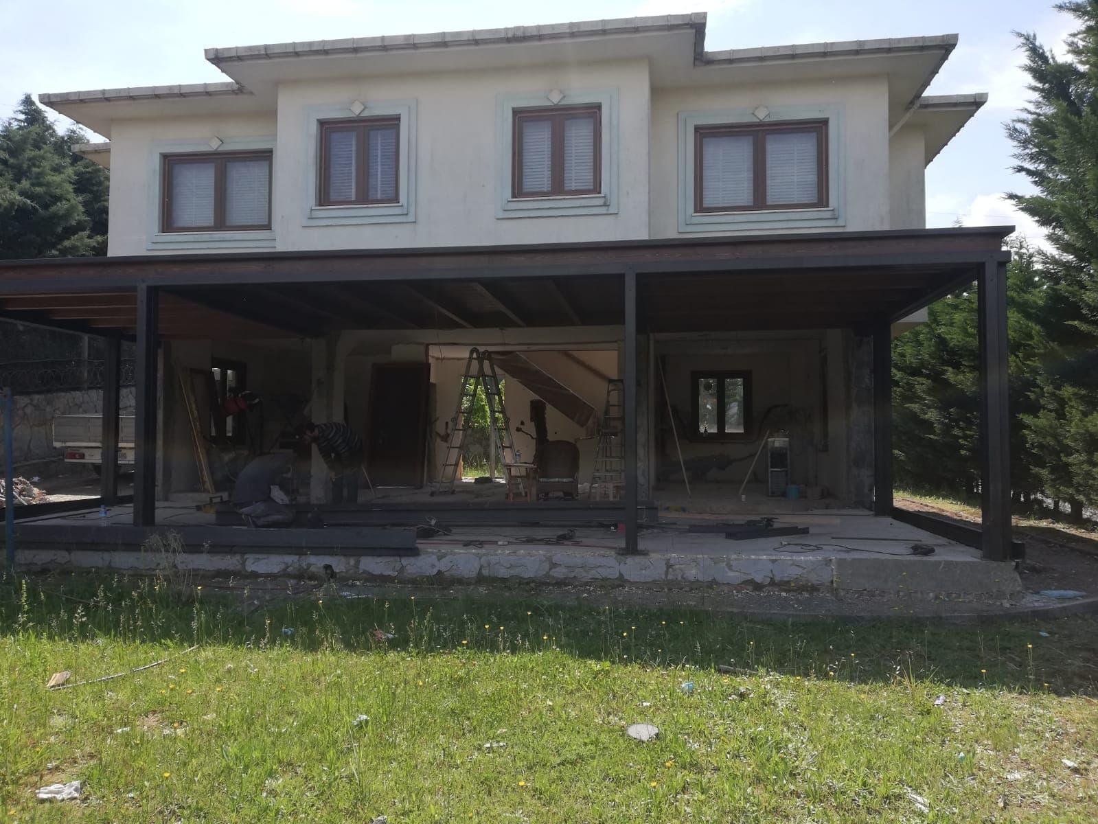 İstanbul Çelik Konstrüksiyon Yapılar