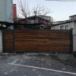 İstanbul Yana Kayar Kapılar