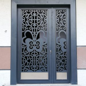 İstanbul Ferforje Kapı