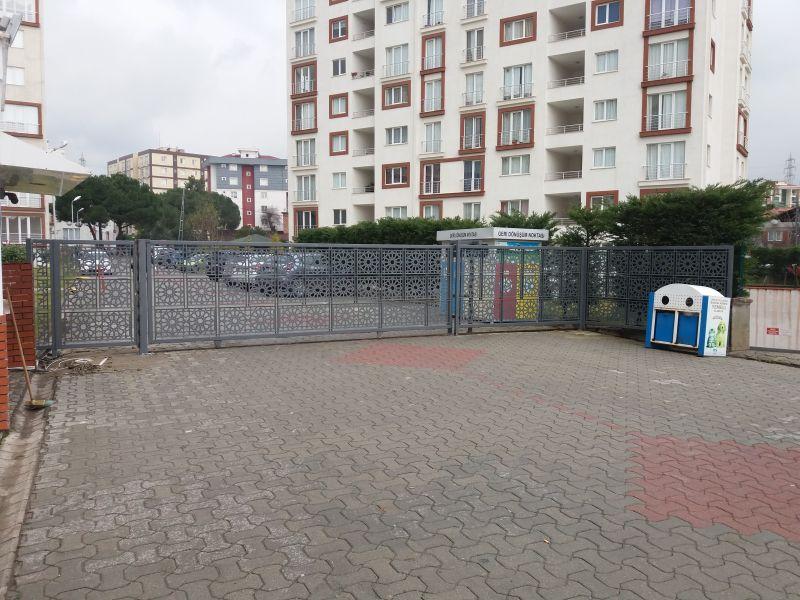 İstanbul Lazer Kesim Kapılar